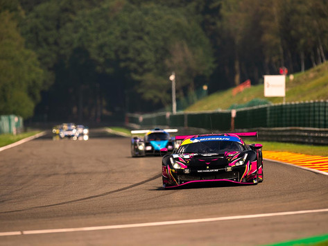 Fourth podium for Iron Dames in Le Mans Cup