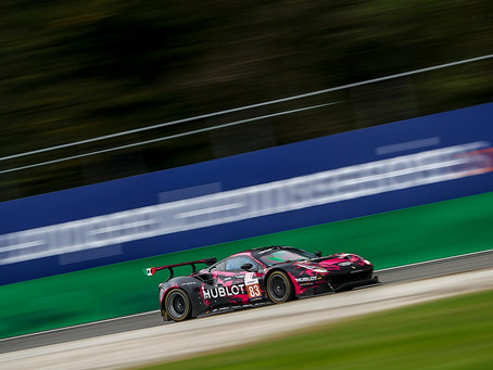 ELMS: Iron Dames tackle the Temple of Speed, part 1