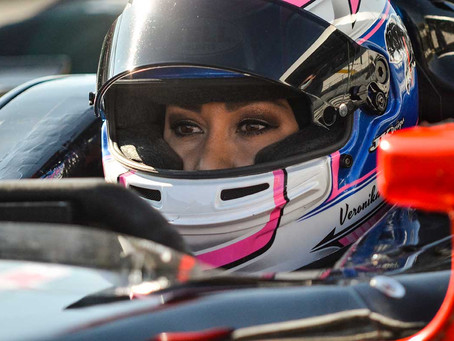 Veronika Jaksch and the fun side of motorsport