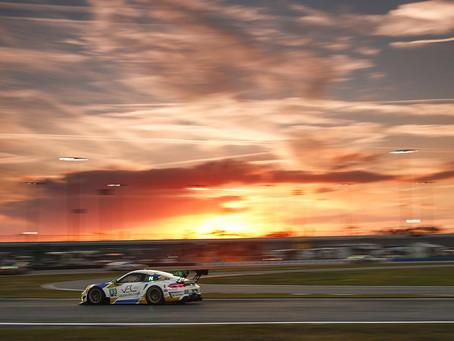 Legge & Nielsen clinch GTD top-10 in Daytona