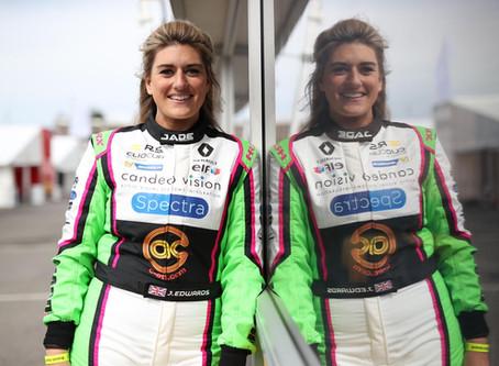 Jade Edwards to make BTCC debut at Silverstone