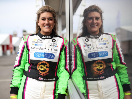 Jade Edwards to make BTCC debut at Silverstone
