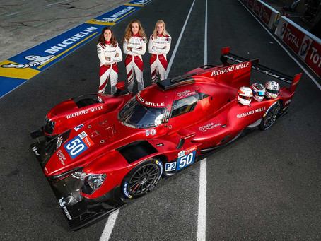 Le Mans 24 Hours: Richard Mille Racing and Iron Dames clinch historic P9
