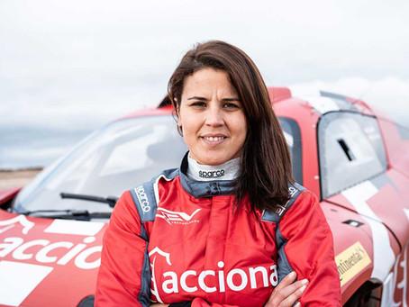 Laia Sanz joins ACCIONA | Sainz XE Team For Extreme E