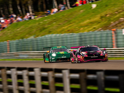 ELMS: Iron Dames clinch podium after charging 4H of Spa