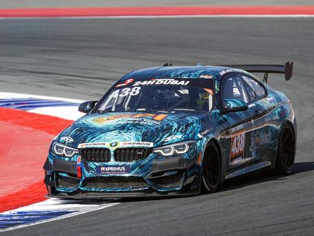 Samantha Tan Racing conquers GT4 class at 24H of Dubai