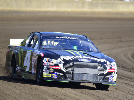 Best ARCA career result for Deegan at Springfield