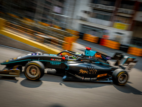 Macau GP: Sophia Floersch avoids incidents to finish Qualification Race in P21