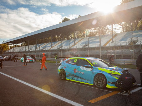 More points for Michelle Halder and Jessica Bäckman  in TCR Europe race 2