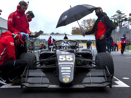 Jamie Chadwick closes Formula Regional campaign with P7 in Vallelunga
