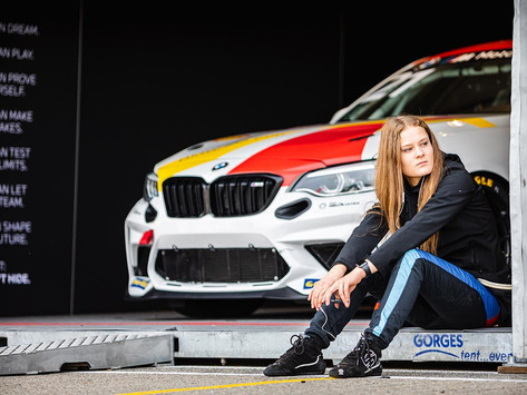 BMW M2 Cup: Kreutzpointner twins just outside the Top10 in Assen, good progress for Menzenbach