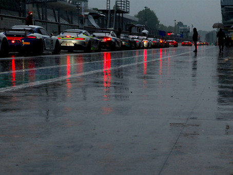 Italian GT: Race 1 rained out