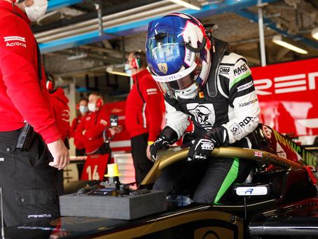 F3 Regional: Jamie Chadwick P10 in Monza race 1