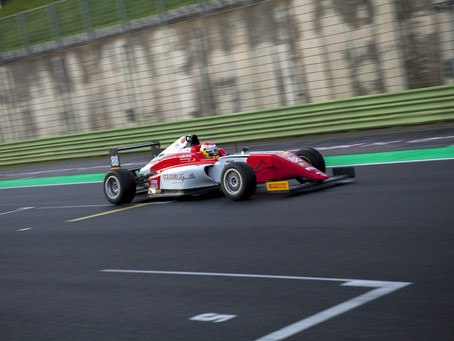F4 Italy: Hamda Al Qubaisi makes up 8 positions to finish P25 in Vallelunga race 1
