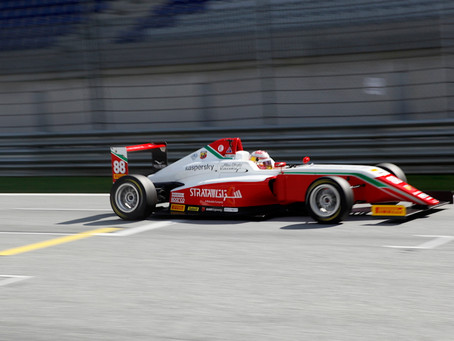 F4 Italy: Al Qubaisi P15 on Friday, Weug in the top-20 in tightly packed field