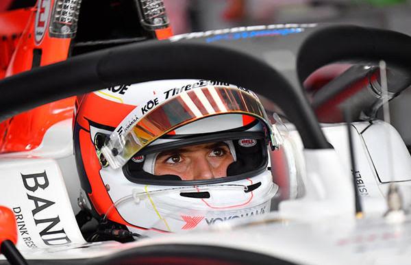 Difficult Super Formula return for Tatiana Calderon in troubled round 6 at Motegi