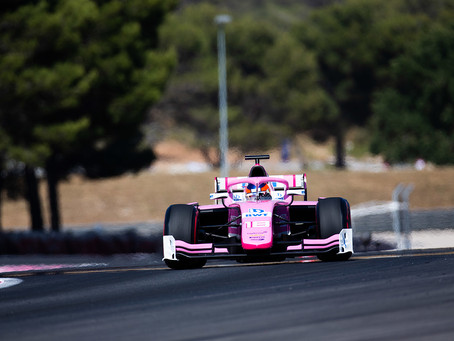 F2: Calderon finishes French feature race in P11