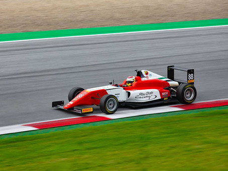 Hamda Al Qubaisi claims first top-10 in Italian F4