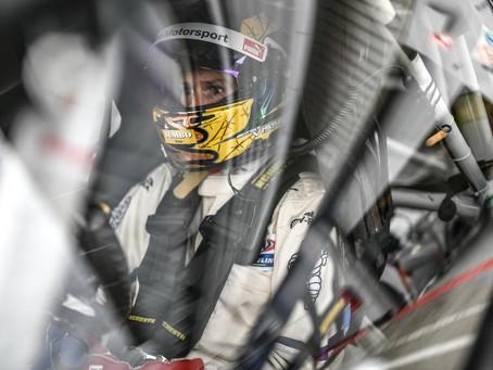 Beitske Visser takes two top-10 in GT Open Silverstone round