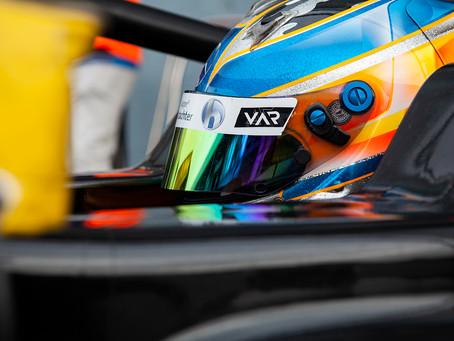 Sophia Floersch sixth in wet Monza first race