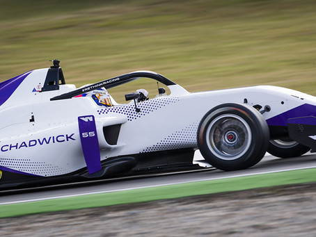 WSERIES: JAMIE CHADWICK WINS AND MAKES HISTORY