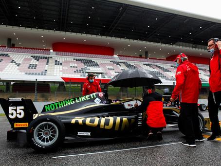F3 Regional: Jamie Chadwick 9th in rain-affected Mugello first race