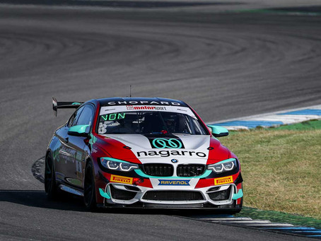 Challenging Weekend for the Girls in ADAC GT4