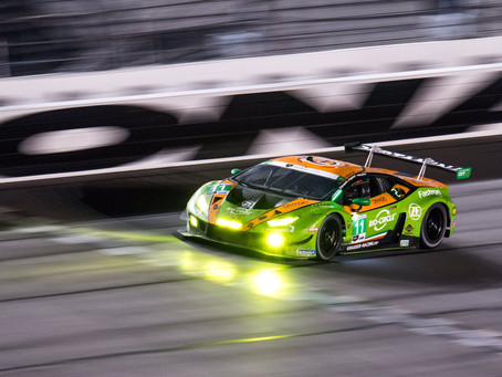 Legge and Nielsen join forces with Grasser Racing for IMSA 2020 campaign