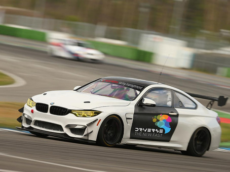 """Brand-new """"Team Driverse"""" kicks off in style with ADAC GT4 program"""