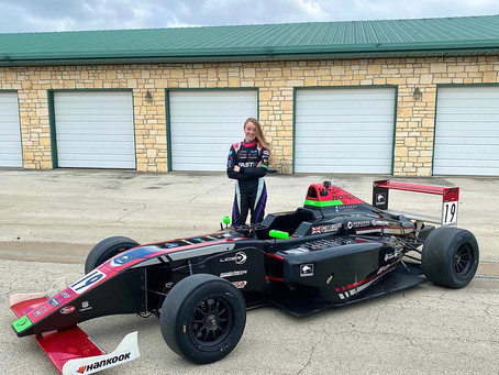 Emily Linscott Launches new Crowdfunding Campaign for her F4 US season