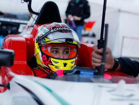 F4 Italy: Hamda Al Qubaisi P21 in wet Mugello qualifying