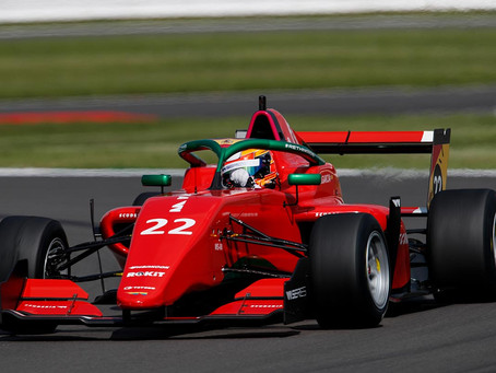 Gearbox issues behind Belén García's troubled weekend at Silverstone