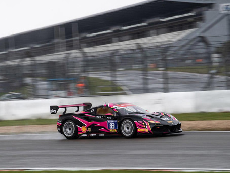 Ferrari Challenge: Michelle Gatting extends Championship lead with double podium