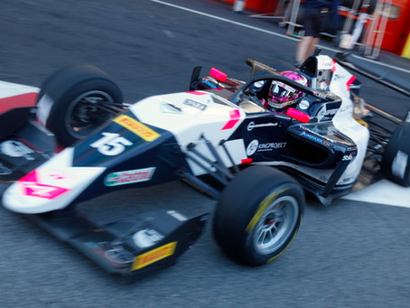 FRECA: Léna Bühler completes difficult weekend with P32 at Mugello