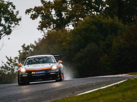 Esmee Hawkey ends Carrera Cup GB season with podium