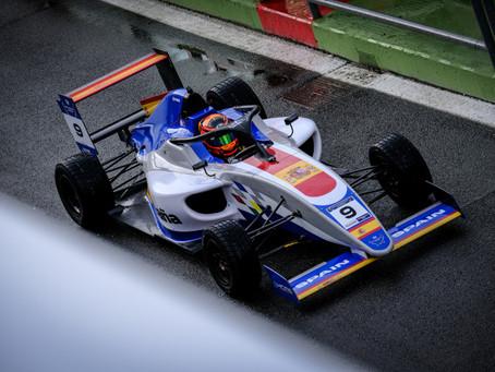 Motorsport Games: Belen Garcia show for team Spain in F4 main race