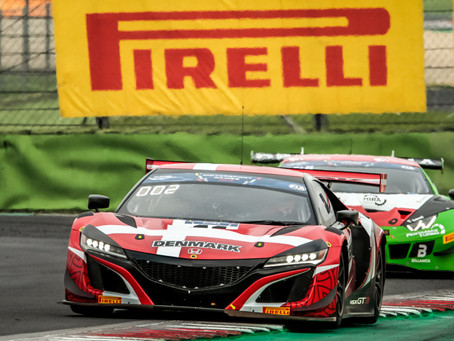 Motorsport Games: Christina Nielsen claims P2 in GT Cup