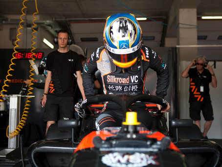Floersch ends Imola weekend with 7th in race 4