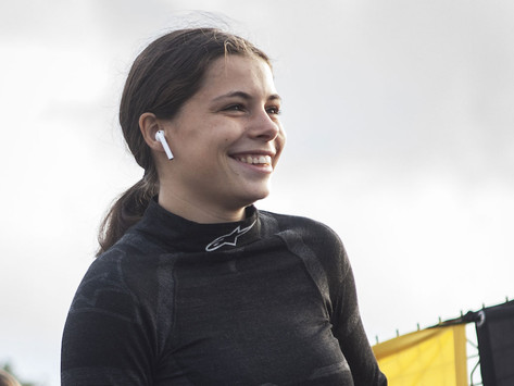 Lilou Wadoux joins Powell, Chadwick in WEC rookie test