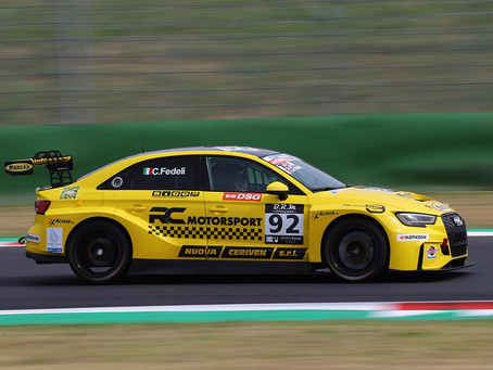 Double victory for Carlotta Fedeli in Italian Touring Cup