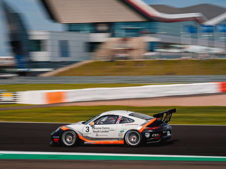 Esmee Hawkey has to settle for 4th in Silverstone