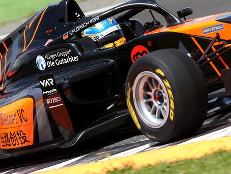 Flörsch equals her best ever F3 result in Vallelunga race 2