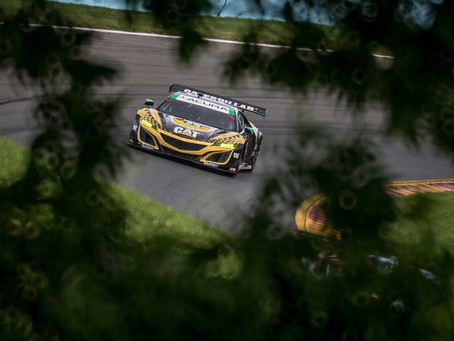Legge-Nielsen-Figueiredo finish 4th in Sahlen's Six Hours of the Glen