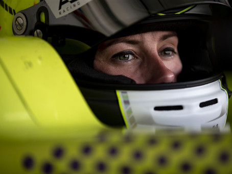 The Race All-Star eSports battle adds Abbie Eaton to the grid