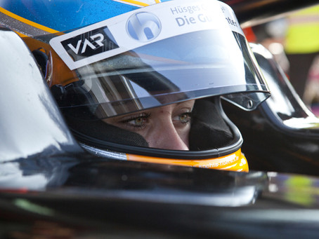 Sophia Floersch finishes 7th in Imola race 1 after difficult qualifying