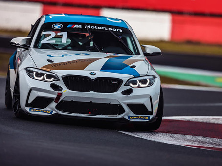 Action-packed Zolder round brings first Top6 for Jacqueline Kreutzpointner, Schreiner taken out
