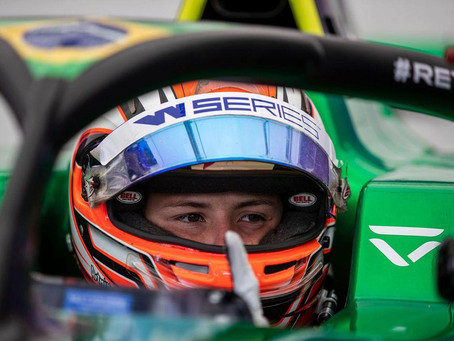 W Series: Clever strategy gets Bruna Tomaselli up to 6th in Hungarian GP qualifying