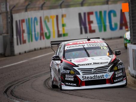 Simona De Silvestro ends Supercars career with P18 in Newcastle