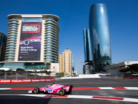 F2: CALDERON OUT IN FIRST LAP INCIDENT