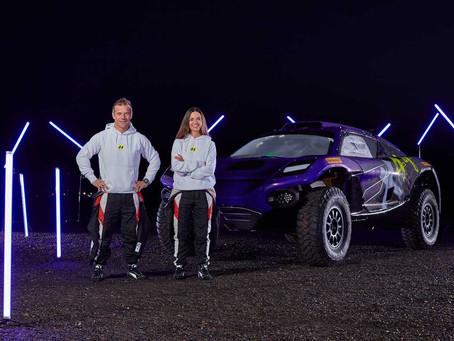 Cristina Gutiérrez announced as the female racer for X44 in Extreme E